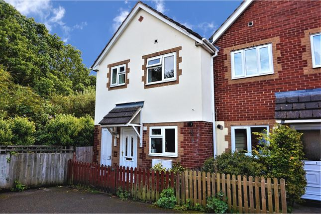 Thumbnail Semi-detached house for sale in Pottery Road, Bovey Tracey