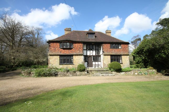 Thumbnail Detached house for sale in Bayleys Hill, Sevenoaks