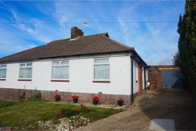 Thumbnail Bungalow for sale in Mayfield Close, Brighton