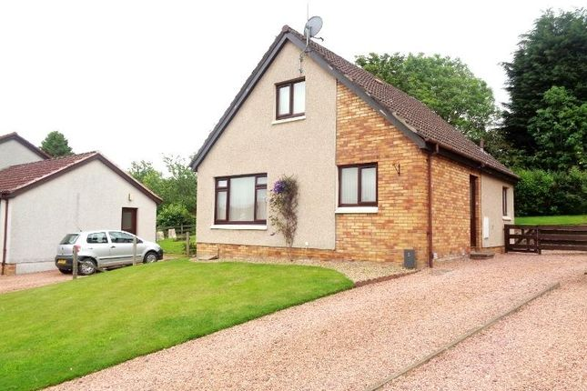 Thumbnail Detached house to rent in Croft Loan, Ceres, Cupar