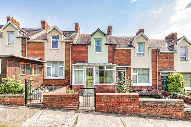 Thumbnail Terraced house for sale in Dalton Terrace, Newcastle Upon Tyne, Tyne And Wear