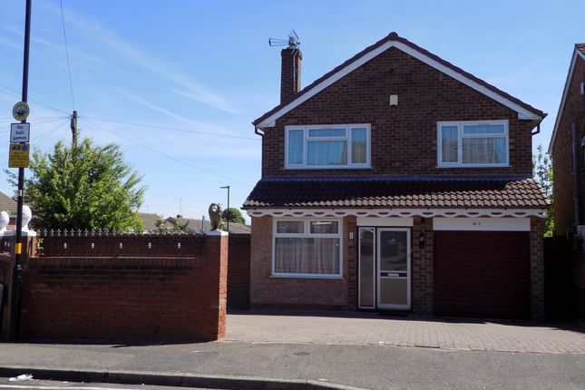 Thumbnail Detached house for sale in Rhone Close, Sparkhill, Birmingham