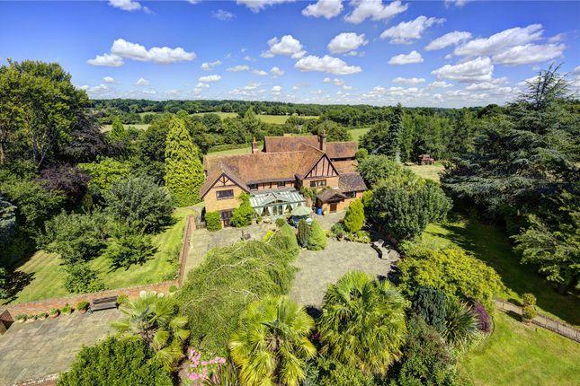Thumbnail Detached house for sale in Bragmans Lane, Sarratt, Rickmansworth, Hertfordshire