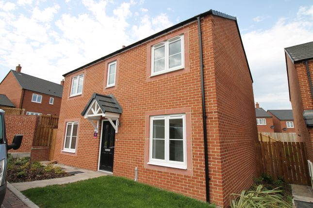 Thumbnail Detached house for sale in Clarksville Close, Carlisle