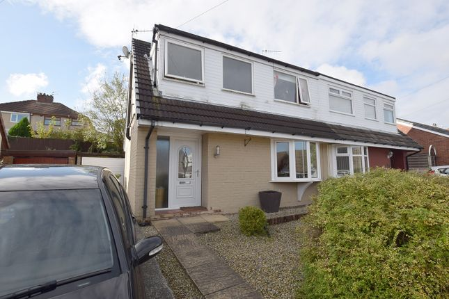 Thumbnail Semi-detached house for sale in Buttermere Road, Burnley