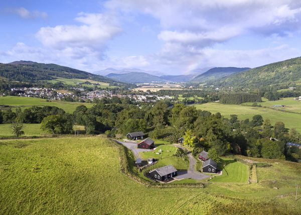 Thumbnail Leisure/hospitality for sale in Mains Of Murthly, Aberfeldy, Perthshire