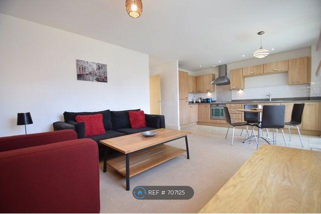 Thumbnail Flat to rent in Wraysbury Drive, West Drayton