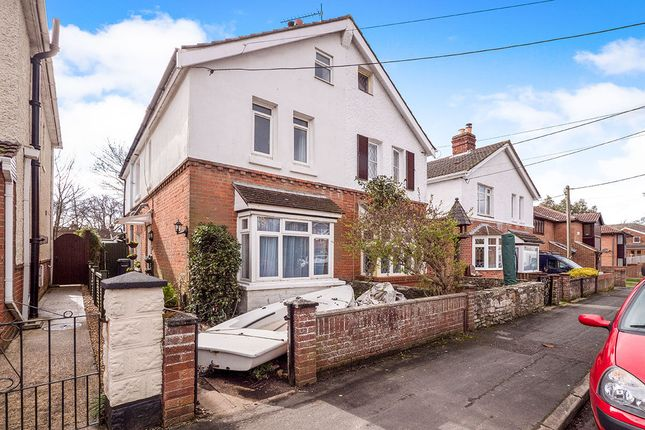 Thumbnail Semi-detached house for sale in New Road, Netley Abbey, Southampton