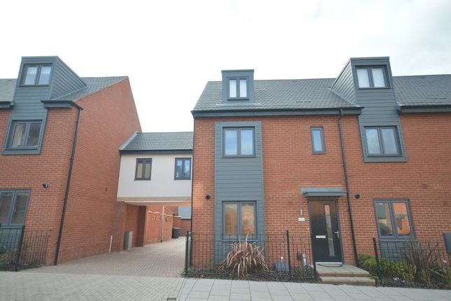 Thumbnail Semi-detached house to rent in Birchfield Way, Lawley, Telford