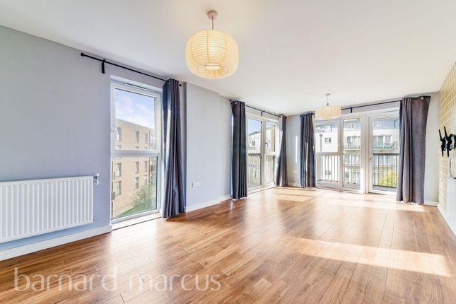 Thumbnail Flat to rent in Whitestone Way, Croydon