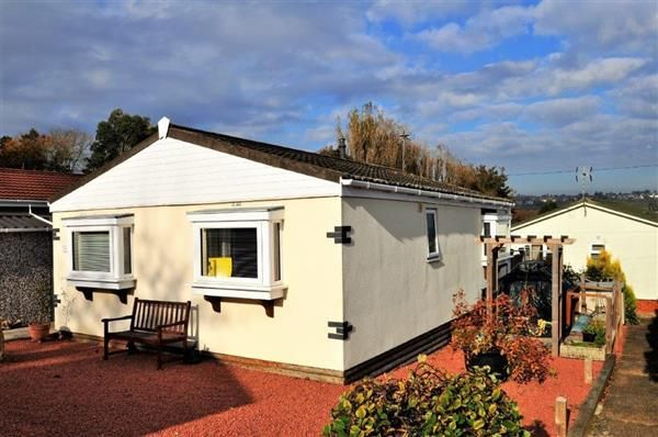 Thumbnail Property for sale in Hartridge Farm Mobilehome Park, Lower Road, East Farleigh, Maidstone