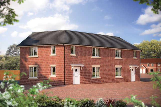 """Thumbnail Property for sale in """"The Bedford"""" at Poethlyn Drive, Costessey, Norwich"""