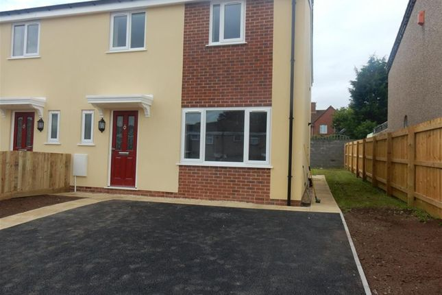 Thumbnail End terrace house to rent in Creswicke Road, Knowle, Bristol
