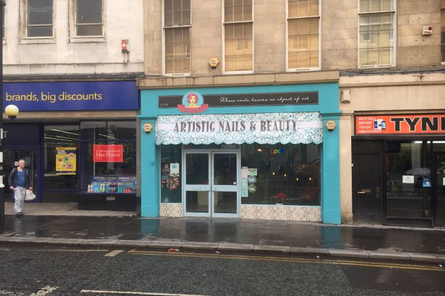 Thumbnail Retail premises for sale in Clayton Street, Newcastle Upon Tyne