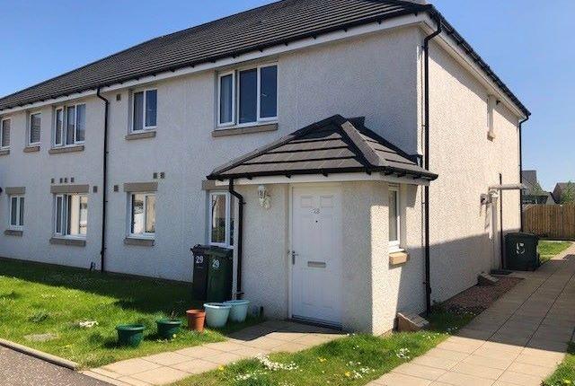 Thumbnail Flat to rent in Kirklands Park Crescent, Kirkliston