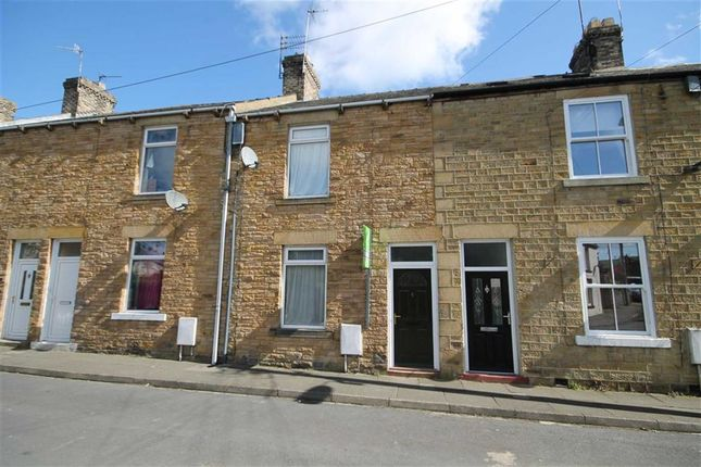 Thumbnail Terraced house for sale in Cooperative Terrace, Wolsingham, Bishop Auckland