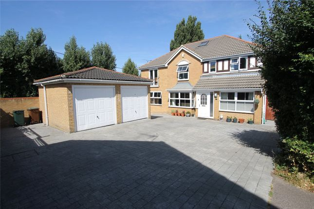 Thumbnail Detached house for sale in Fordwich Drive, Frindsbury, Kent