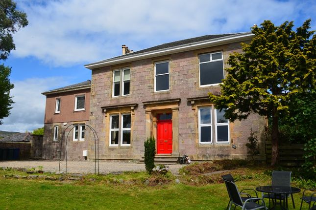Thumbnail Flat for sale in East Clyde Street, Helensburgh, Argyll And Bute