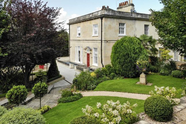 Thumbnail Town house for sale in Still Meadows, Warminster Road, Bathampton, Bath