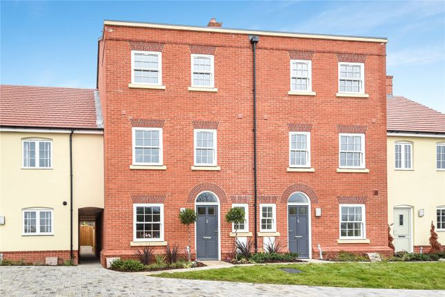 Thumbnail Terraced house for sale in Station Approach, Station Road, Whitchurch