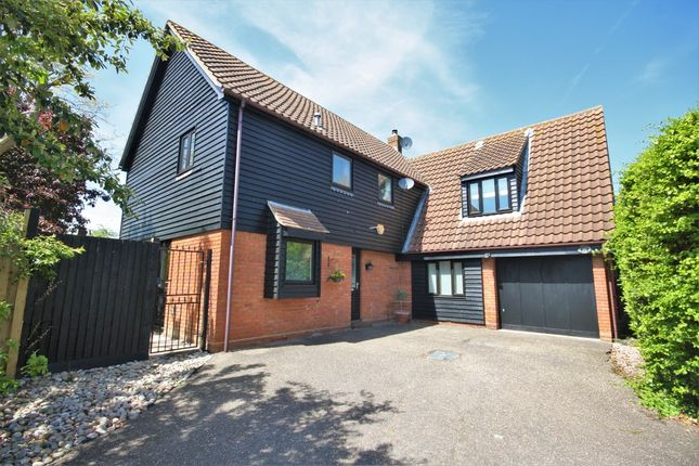 Thumbnail Detached house for sale in Acres End, Chelmsford