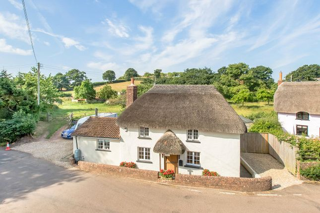 Thumbnail Detached house for sale in Broadclyst Road, Whimple, Exeter