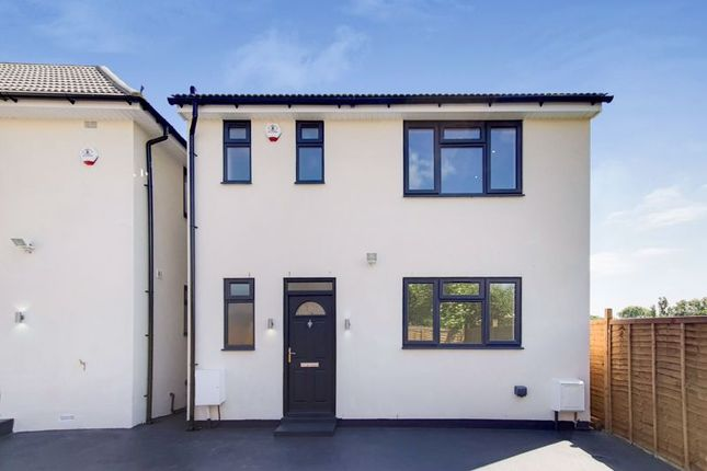 Thumbnail Detached house for sale in Brindley Way, Southall