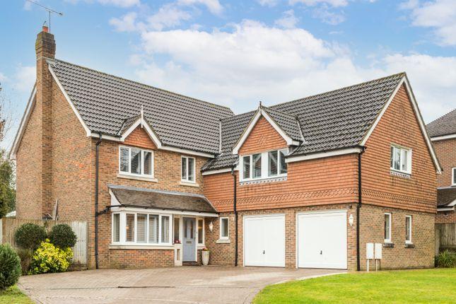 Thumbnail Detached house for sale in Foxon Close, Caterham
