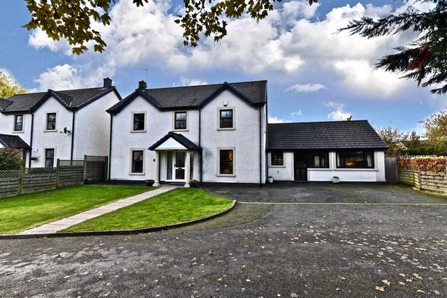 Thumbnail Detached house for sale in 6 Marsh House Gardens, Burgh-By-Sands, Carlisle