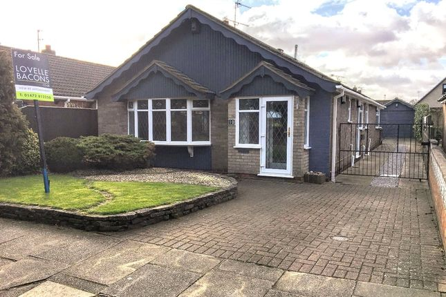 Thumbnail Bungalow for sale in Cavendish Close, Cleethorpes