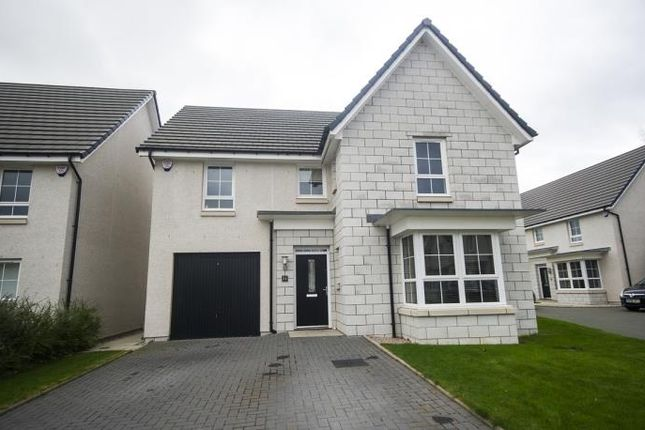 Thumbnail Detached house to rent in Garthdee Farm Gardens, Aberdeen