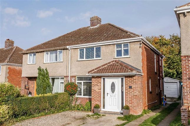 Thumbnail Semi-detached house for sale in Cedar Road, Botley, Oxford