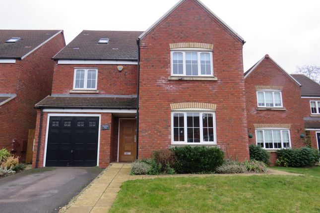 Thumbnail Detached house for sale in The Paddock, Curdworth, Sutton Coldfield