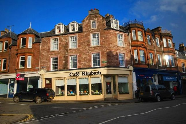 Thumbnail Flat to rent in Hill Street, Crieff