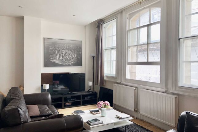 Thumbnail Flat to rent in Berners Street, London