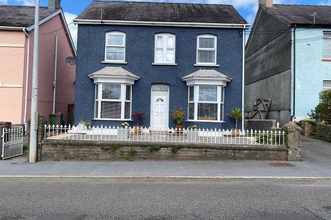 Thumbnail Detached house for sale in Rhosmaen, Llandeilo, Carmarthenshire.