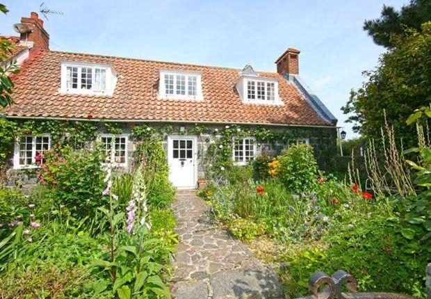 4 bed semi-detached house for sale in Route De Lihou, St. Pierre Du Bois, Guernsey