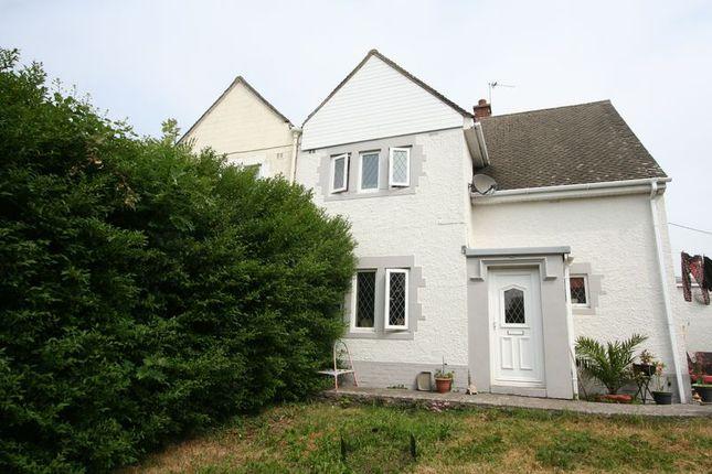 Thumbnail Semi-detached house for sale in West Street, Llantwit Major