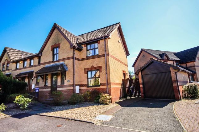 Thumbnail Detached house to rent in Fulmar Brae, Livingston