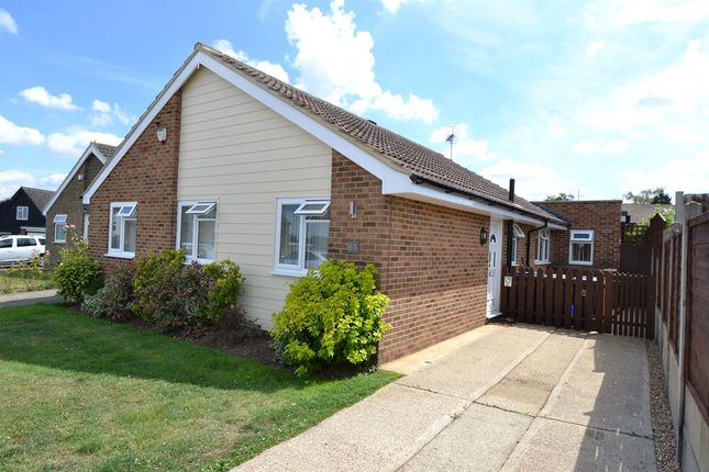 Thumbnail Detached bungalow for sale in Grasmere Road, Whitstable