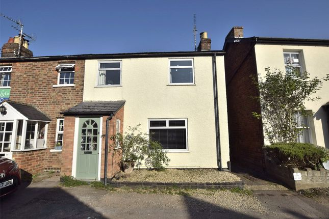 Thumbnail End terrace house for sale in Ryeworth Road, Charlton Kings, Cheltenham, Gloucestershire
