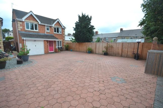 Thumbnail Detached house for sale in Hazelwood Court, Langley Park, Durham