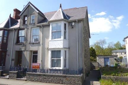 Thumbnail Property for sale in Chapel Street, Tregaron