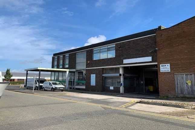 Thumbnail Light industrial to let in Warehouse 1, Bridle Way, Bootle