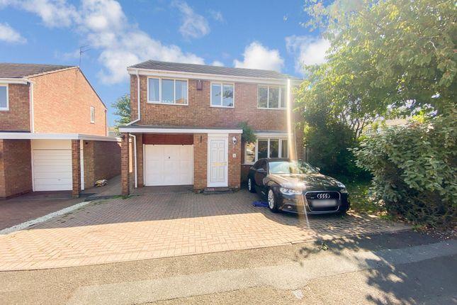 Thumbnail Detached house for sale in Hickstead Grove, Cramlington