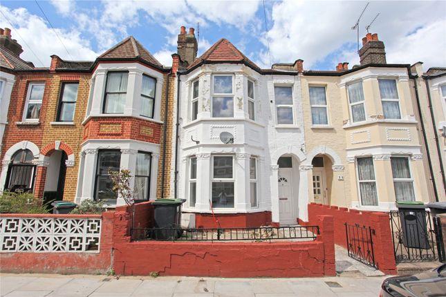 Thumbnail Terraced house to rent in Roseberry Gardens, Harrigay Gardens, London