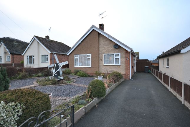 Thumbnail Detached bungalow for sale in The Broadway, Abergele