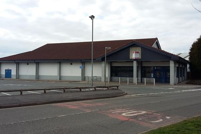 Thumbnail Retail premises to let in Retail Unit, Ropery Road, Gainsborough, Lincolnshire