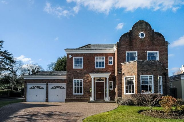 Thumbnail Detached house for sale in South Reading, Berkshire