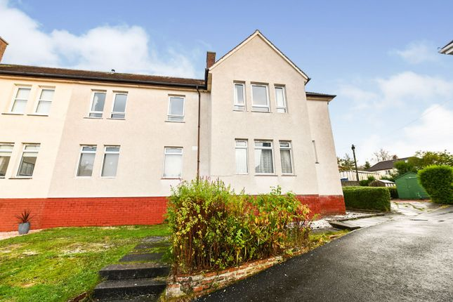 Thumbnail Flat for sale in Mackinlay Place, Kilmarnock